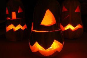 Juegos de la fiesta de cumpleaños de Halloween para los adolescentes