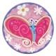 Cómo tener una mariposa de Flutterby temática 1ra fiesta de cumpleaños