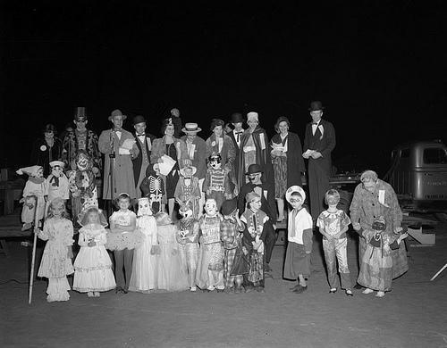 Juegos de Halloween para jugar con Estudiantes de Secundaria