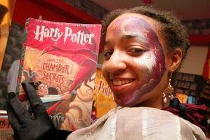 Cómo hacer las cosas de Ginny en Harry Potter