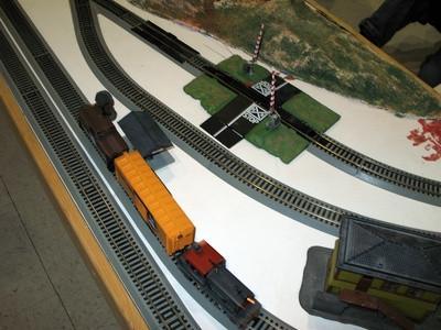 Cómo limpiar los trenes LGB