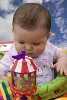 Ideas de regalo para un bebé de ocho meses