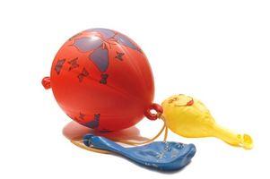 Cómo Disolver globos