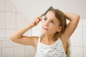Cómo enseñar a los niños el cuidado del cabello