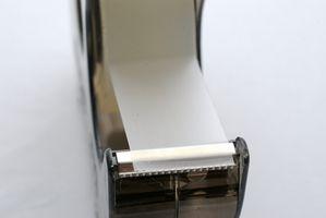 Cómo quitar la cinta de viejas tarjetas de béisbol