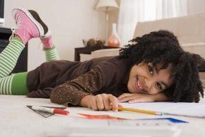 Actividades para realizar con los niños Interior
