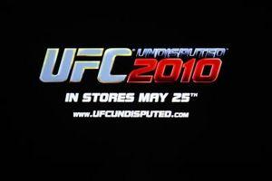 "Cómo actualizar tu ""UFC Undisputed 2010"""