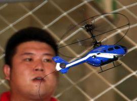 Air Hogs Mini Instrucciones de helicóptero