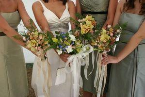Ideas para los regalos acompañantes de la boda