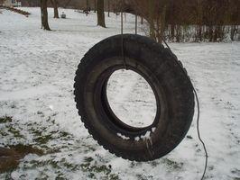 Tipos de cuerda con una oscilación del neumático