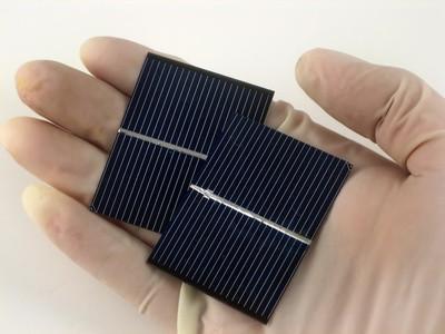 Cómo hacer que las células solares Voltaic