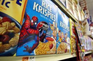 Rice Krispies para experimentos de electricidad estática