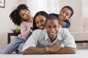 La noche de hogar Lecciones sobre las funciones de los miembros de la familia