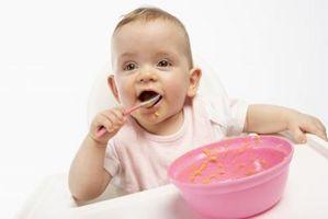 Cómo hacer pollo alimentos para niños
