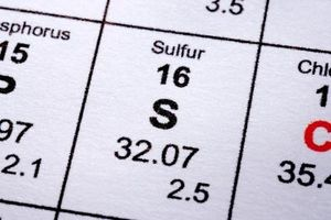 Proyectos átomo de azufre