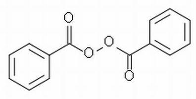 Usos de peróxido de benzoilo