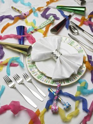 Ideas para los favores de mesa de cena