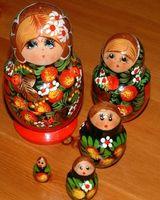 Información acerca del Nesting Dolls