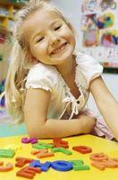 Dentro Actividades para niños en edad preescolar