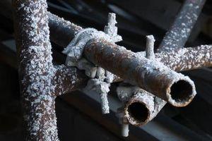 Los Minerales y Metales en agua de las tuberías