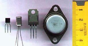 Cómo leer datos de transistor