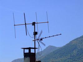 Cómo construir una antena de VHF Antena dipolo