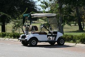 Cómo obtener 12 voltios Desde un 48 Volt carro de golf