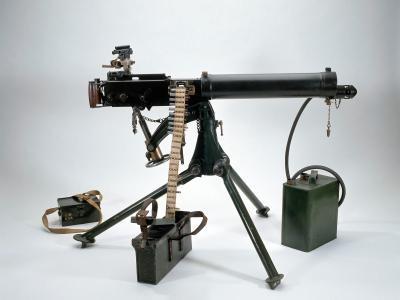 Cómo disparar un arma máquina de forma segura