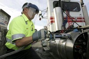 Cómo convertir Líquido de Gas Metano a