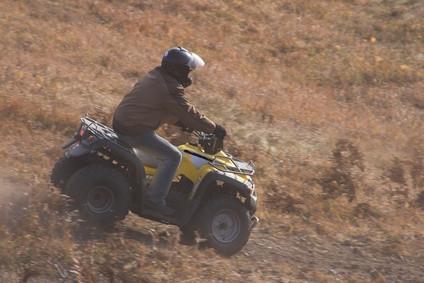 Cursos de seguridad de ATV