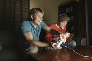 Cómo conectar una PS3 hasta el Internet para jugar online