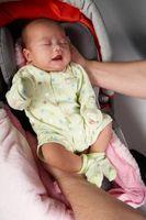 Consejos de instalación para sistemas de retención infantil en un camión Chevy '02