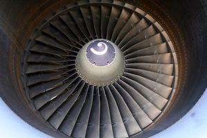 Factores que afectan Turbo Fan del empuje del motor