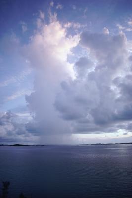 Tipos de nubes y altura sobre el suelo
