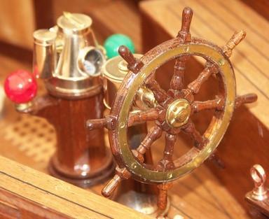 Cómo construir una rueda de la nave