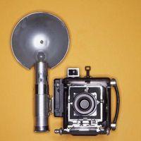 Configuración de iluminación para fotografiar objetos de madera