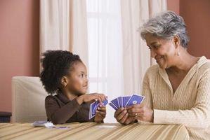 Juegos para los niños aprender sobre el respeto a sus mayores