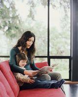 Cómo aumentar el nivel de lectura de su hijo en casa