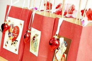 Ideas bolsa de regalo para San Valentín