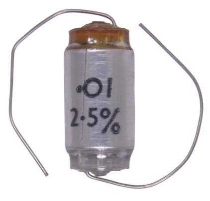 Los condensadores de alto voltaje caseros