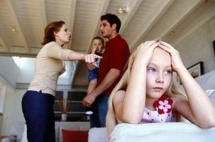 Los efectos del divorcio en los niños a través del tiempo