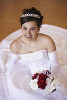 El vestido de boda mejor para su figura
