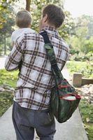 Las mejores bolsas para pañales para los papás