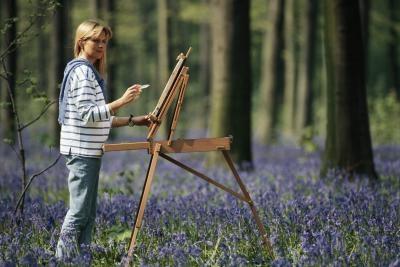 Paso a paso las instrucciones para el dibujo de las flores