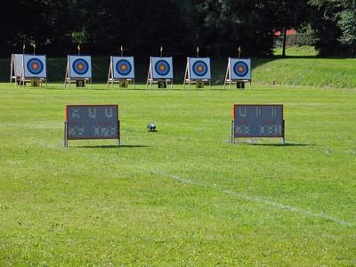 Los clubes de tiro con arco en Wichita, Kansas
