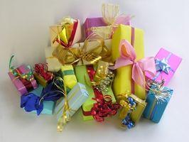 Etiqueta para los regalos de boda Si matrimonio fracasa
