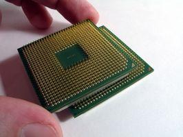 Circuitos Integrados como un reemplazo para los transistores