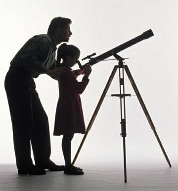 Cómo utilizar un telescopio reflector