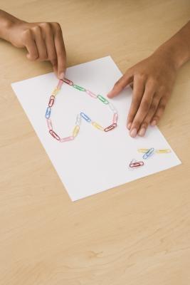 Valentine Decoraciones para los niños a hacer
