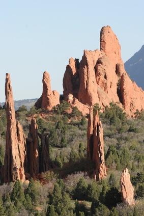 Los ejemplos del ciclo de las rocas
